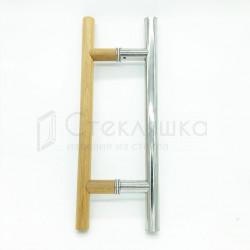Ручка дерево/сталь