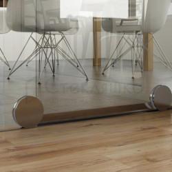 Набор фурнитуры SlideTec Premium Floor монтаж к потолку Одностворчатый