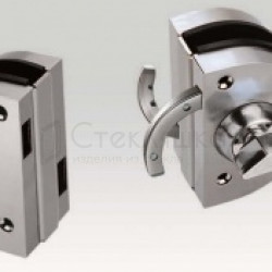 Замок для раздвижной двери, ключвертушка HDL - 010 A