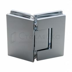 Петля 135 гр. стекло-стекло