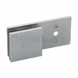 Коннектор стекло-стенка 180